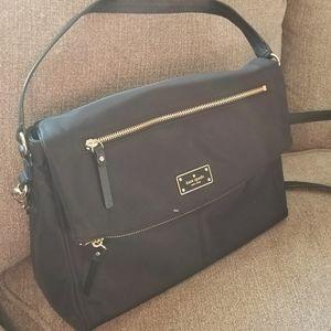 Kate Spade Blake Avenue Miri Black Crossbody Bag